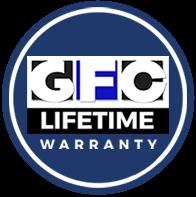 GFC Lifetime Warranty